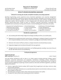 Sample Resume For Senior Manager by Download Senior Process Engineer Sample Resume