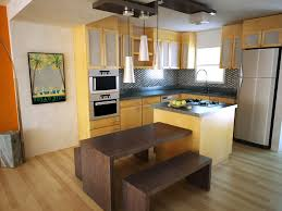 kitchen incredible small open plan kitchen design with corner