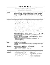 Free Sample Resumes  free sample resume templates examples  free     happytom co Good Resume Profile Examples   free sample resumes