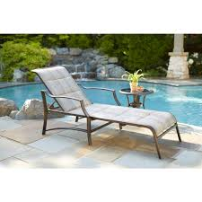 Vintage Brown Jordan Patio Furniture - outdoor chaise lounges patio chairs the home depot