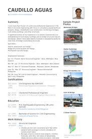 Civil Engineering Resume Samples by Bridge Design Engineer Sample Resume 21 Sample Resume For Civil