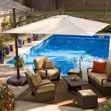 Backyards Ideas Patios by Best 25 Pool Furniture Ideas On Pinterest Outdoor Pool