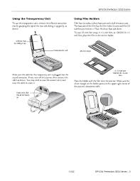 epson perfection 3200 photo user manual