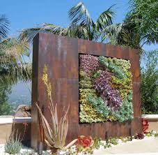 Best Vertical Ideas Images On Pinterest Vertical Gardens - Landscape wall design