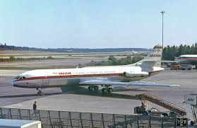 Iberia Airlines Flight 602