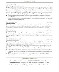 Sample Resume Of Office Administrator by Sample Admin Assistant Resume Targeted At A Administrative