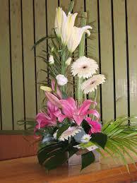 composition florale haute amaryllis portfolio évènementiels amaryllis