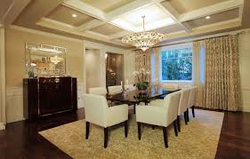 dining rooms dining room table canterpieces glamour chandelier