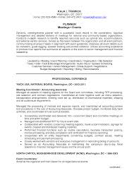 Free Resume Builder Yahoo Event Planner Sample Resume