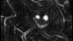 scary moon background spooky wallpapers group 81