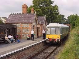 Chinnor railway station