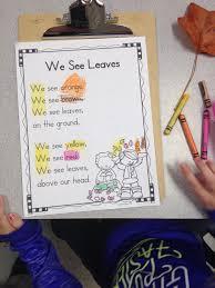 thanksgiving kid poems mrs mcginnis u0027 little zizzers poetry shared reading in kindergarten