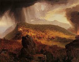 Thomas Cole Thomas Cole was a   th century American artist  He is regarded as the founder of the Hudson River School  an American art movement that flourished in the