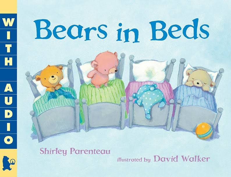 Image result for Bears in Beds