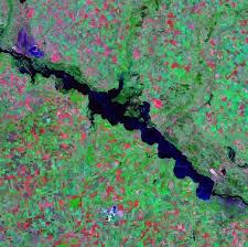 Kamianske Reservoir