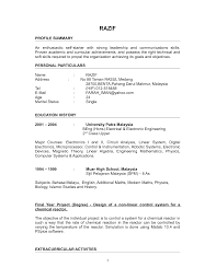 Junior Accountant Resume Sample by Cover Letter Accounting