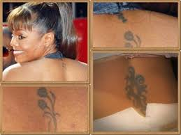 Janet Jackson Tattoo Designs