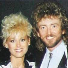 Keith Whitley died more than six years ago, but the legendary singer is still releasing critically acclaimed albums, thanks to modern technology. - 01_23_96-keith-whitley