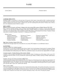 Best Resume Job by Resume Template Free Job Profile Examples Software Developer