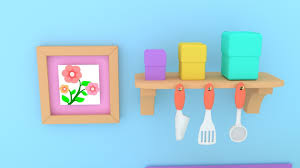 Kids Plastic Play Kitchen by Kids Play Kitchen 3d Cgtrader