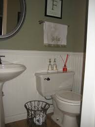 Tiny Powder Room Ideas Remodelaholic New Paint Job In Small Bathroom Remodel Guest Remodel