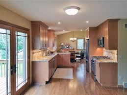 Kitchen Design Madison Wi by Images Small Galley Kitchens Maple Wood Cabinets Fabulous Home Design