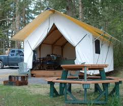 Cheap Hunting Cabin Ideas The Canvas Cottage Rainier Yurts