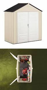 Rubbermaid Garden Tool Storage Shed by Best 25 Rubbermaid Storage Shed Ideas On Pinterest Rubbermaid