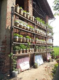Vertical Garden Vegetables by Self Watering Vertical Garden With Recycled Water Bottles 6 Steps