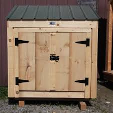 Free Wooden Garbage Box Plans by Storage Sheds Plans Wood Storage Shed Plans Free Shed Plans