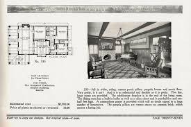 1910 bungalow house plans house plans