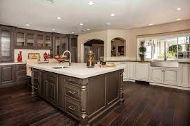 Oak Kitchen Cabinets Refinishing Gold Interior Design All About Home