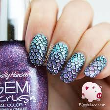 11 best nail designs purple images on pinterest purple nail
