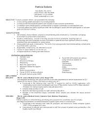 Sample Rn Resume 1 Year Experience by Travel Nurse Resume Sample Resume For Your Job Application