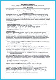 Java Resumes Database Programmer Resume Free Resume Example And Writing Download