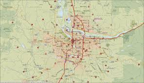 Zip Code Map Portland Or by Where U0027s George Currency Tracking Project