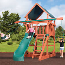 backyard adventures play gyms u0026 swing sets family leisure