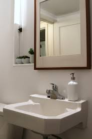 Renovating A Small Bathroom On A Budget Before U0026 After The Two Week Bath Remodel For Less Than 5 000