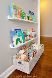 Kids Room Bookcase by Best 25 Toy Shelves Ideas On Pinterest Kids Storage Playroom