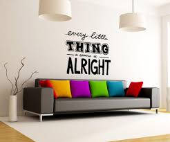 vinyl wall decal sticker every little from stickerbrand vinyl wall decal sticker every little thing