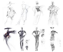 Fashion Drawings