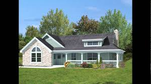 Single Story House Styles Country Style House Plans Hdviet