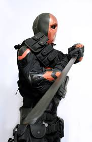 deathstroke halloween costumes so i u0027m going as deathstroke this halloween album on imgur