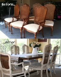 french cane chair update tutorial painted with annie sloan chalk