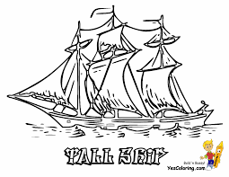 coloring pages of tools sky high tall ships coloring pages ship free sailing boats