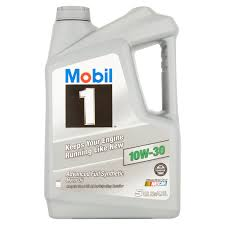 mobil 1 10w 30 advanced full synthetic motor oil 5 qts walmart com