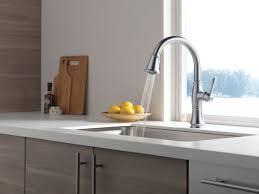 faucet com 9197 pn dst in polished nickel by delta