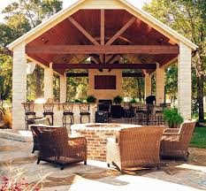 Outdoor Patio With Roof by What You Should Know About Outdoor Bar Roof Design Video And