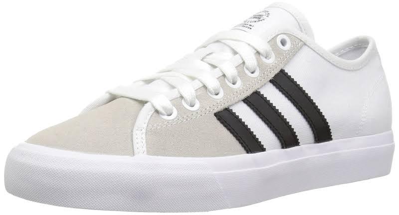 Adidas Matchcourt Rx Footwear White / Core Black Ankle-High Fashion Sneaker 8M