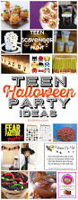Halloween Party Game Ideas For Teenagers by Best 20 Teen Halloween Party Ideas On Pinterest Halloween